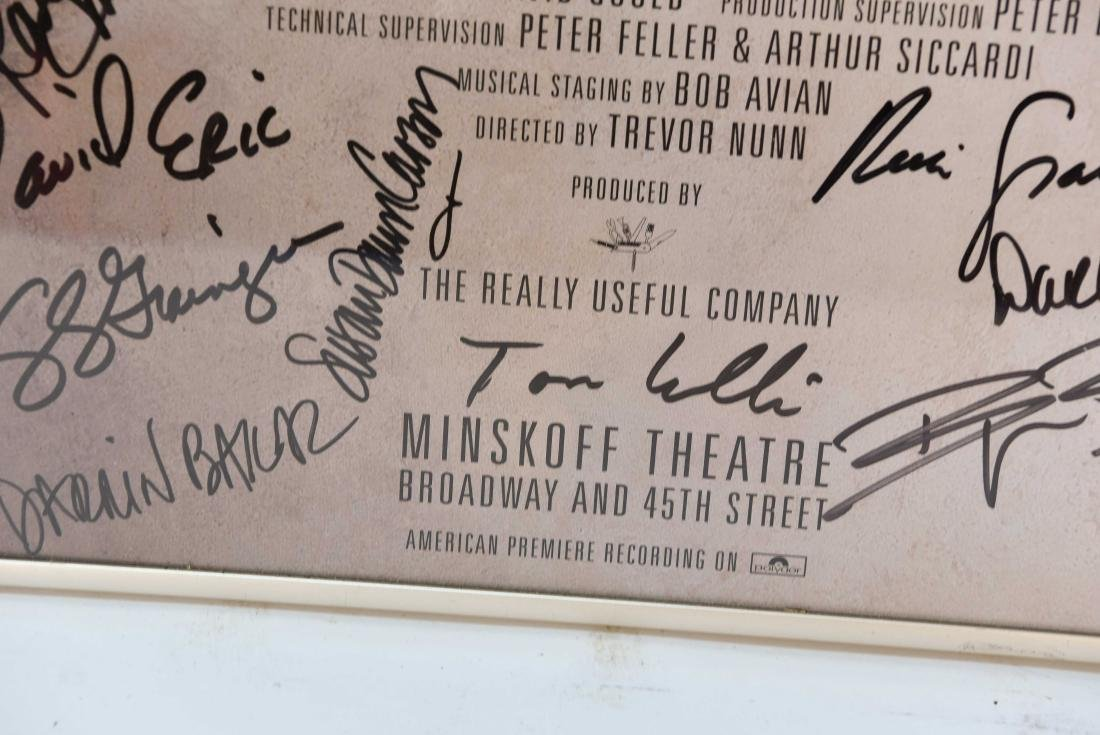 SUNSET BLVD SIGNED POSTER - 7