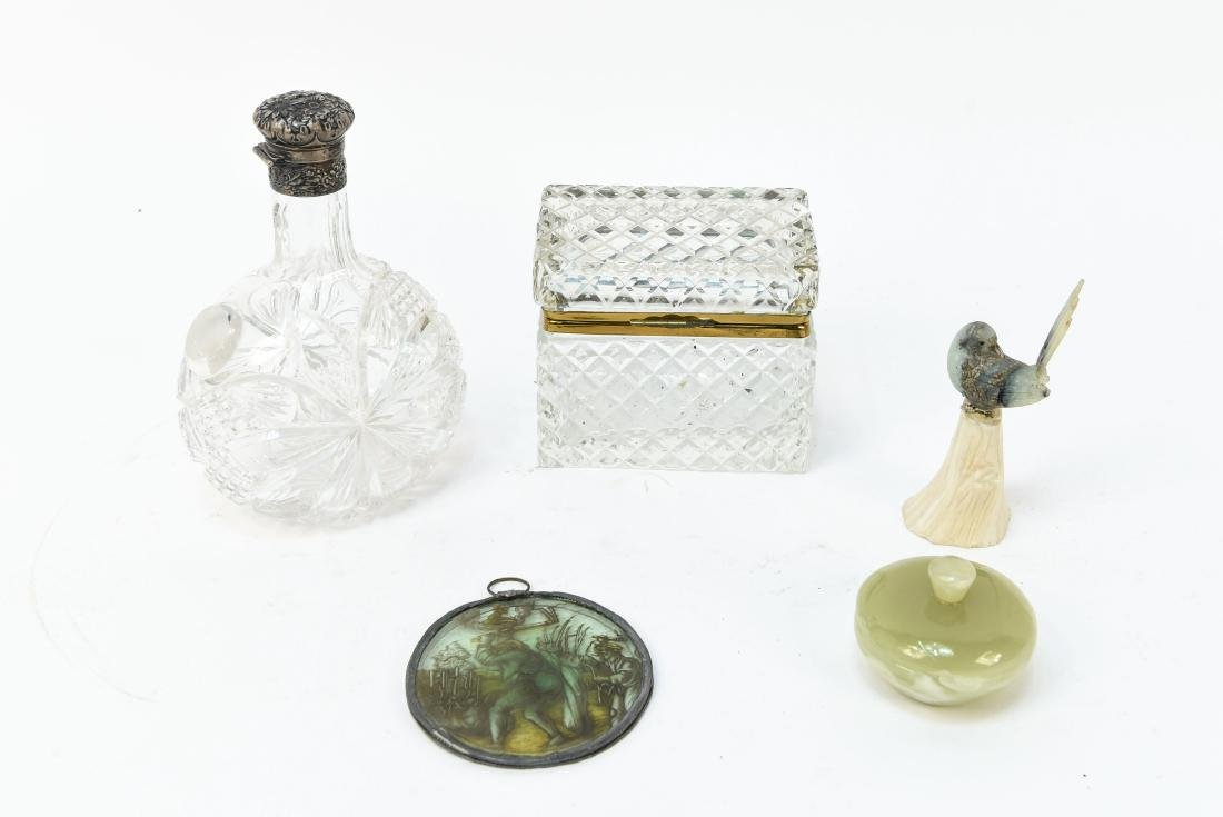 GROUPING WITH CRYSTAL BOX