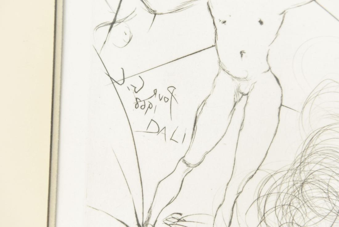 (3) SALVADOR DALI (SPANISH 1904-1989) - 3