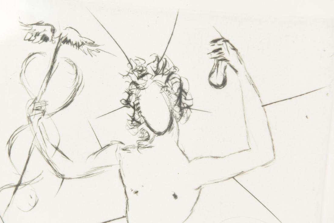 (3) SALVADOR DALI (SPANISH 1904-1989) - 9