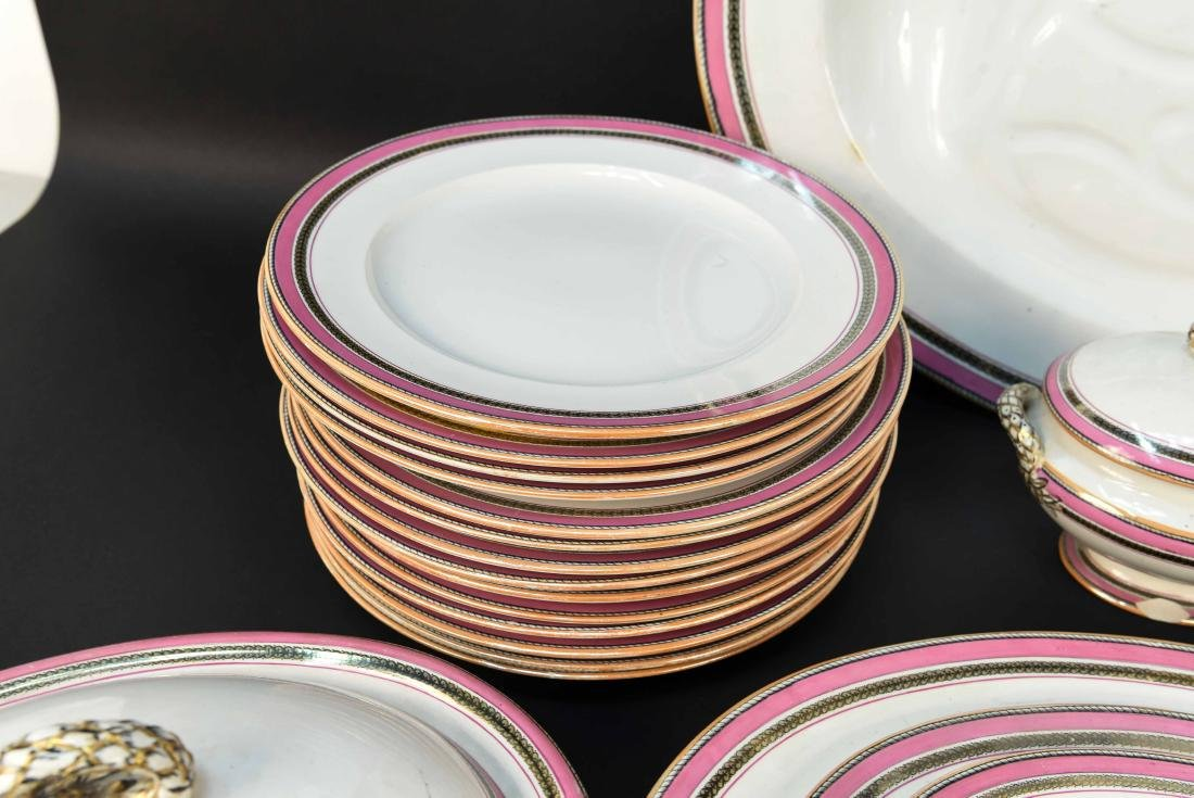 GROUPING OF COPELAND PORCELAIN - 6
