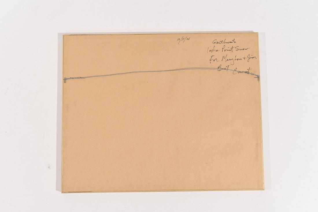 ERNEST GARTHWAITE (AMERICAN 1940 - ) - 6