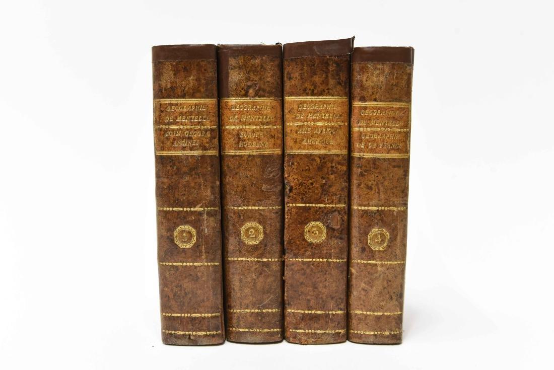 GEOGRAPHIE DE MENTELLE, 1804