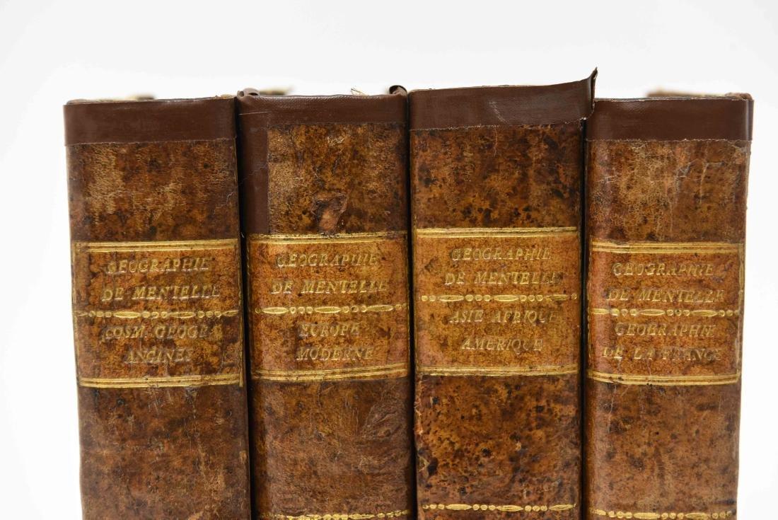 GEOGRAPHIE DE MENTELLE, 1804 - 2