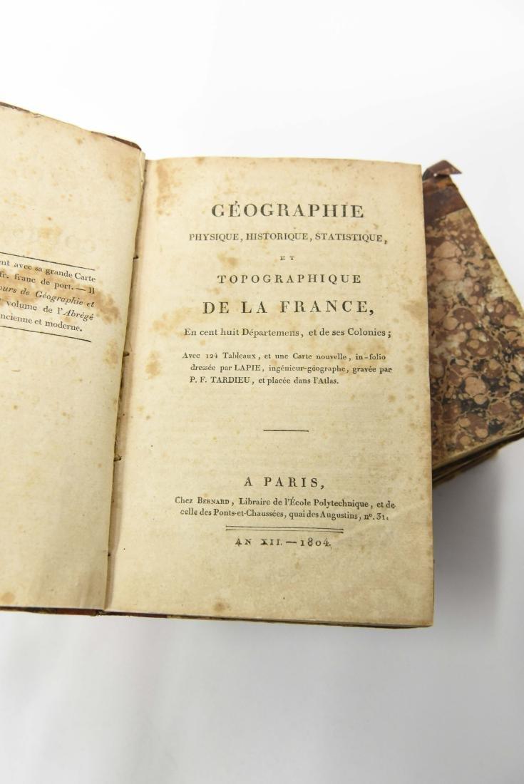 GEOGRAPHIE DE MENTELLE, 1804 - 7