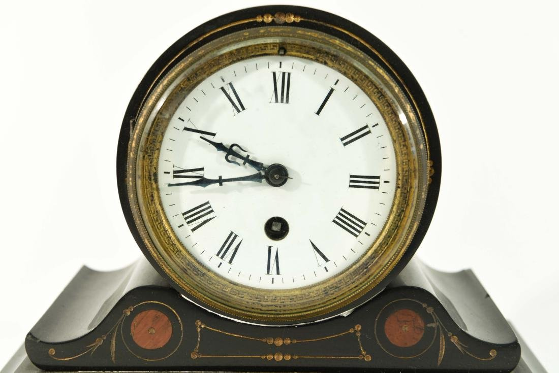 FRENCH MARBLE CLOCK - 2