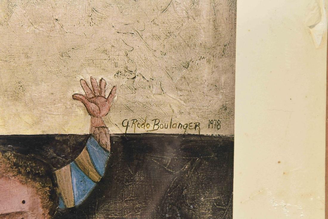 (3) GRACIELA RODO BOULANGER PRINTS - 9