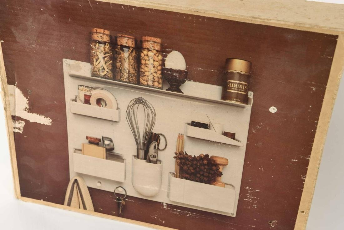 VINTAGE WALL-ALL IN BOX - 7