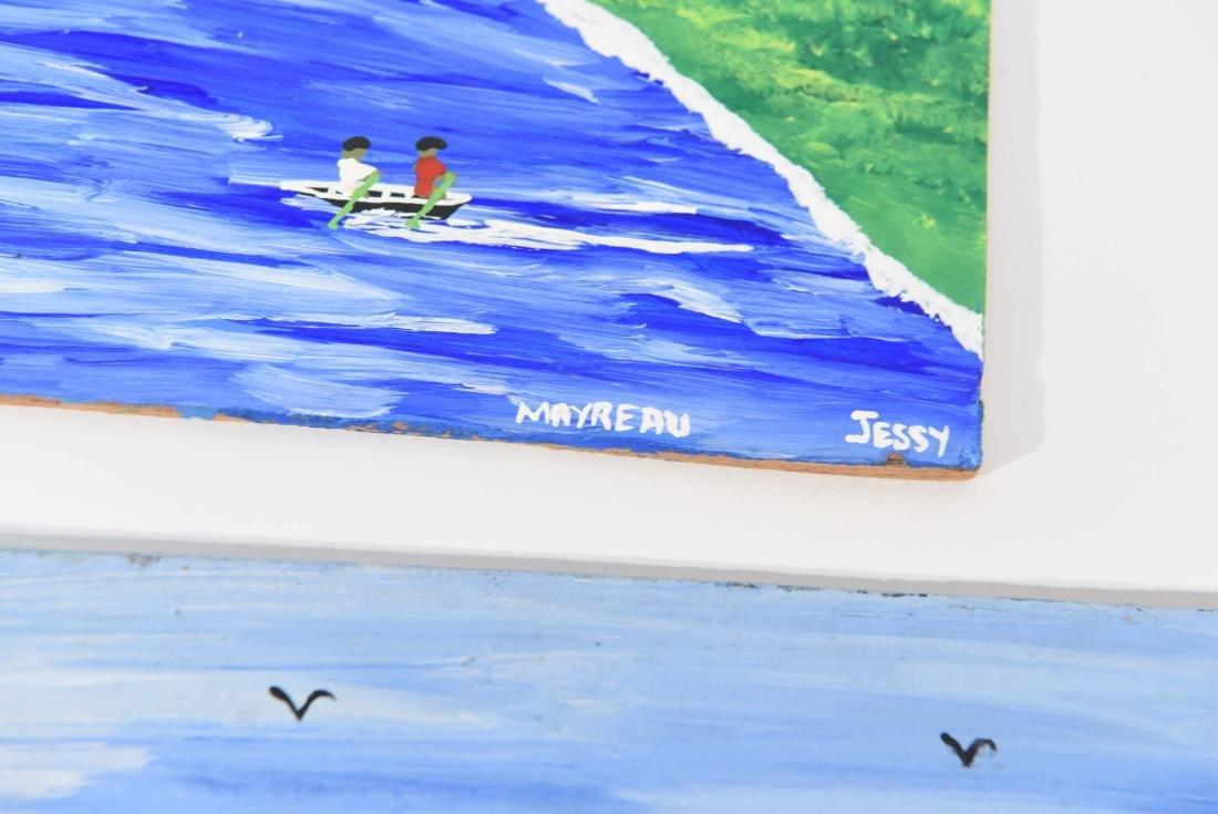 FOLK  ARTIST MAYREAU JESSY - 6