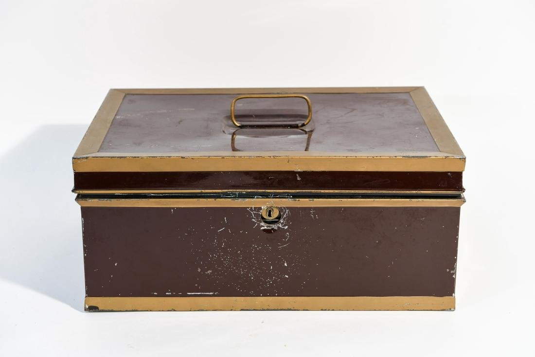 OLD LOCK BOX