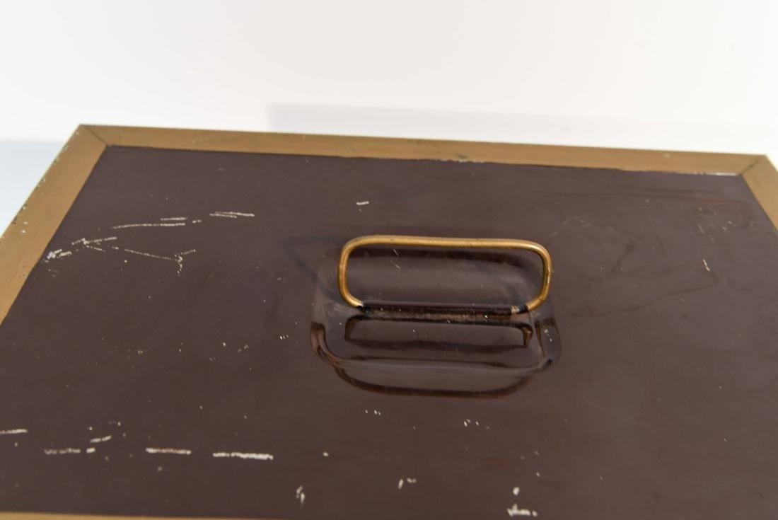 OLD LOCK BOX - 3