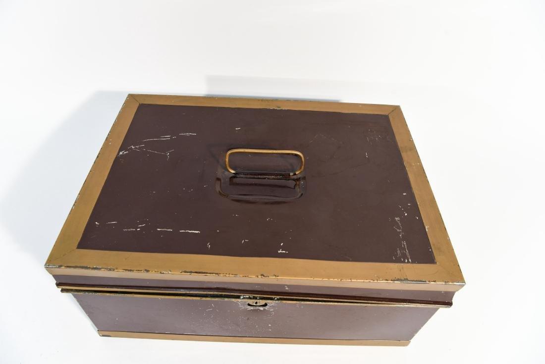 OLD LOCK BOX - 4