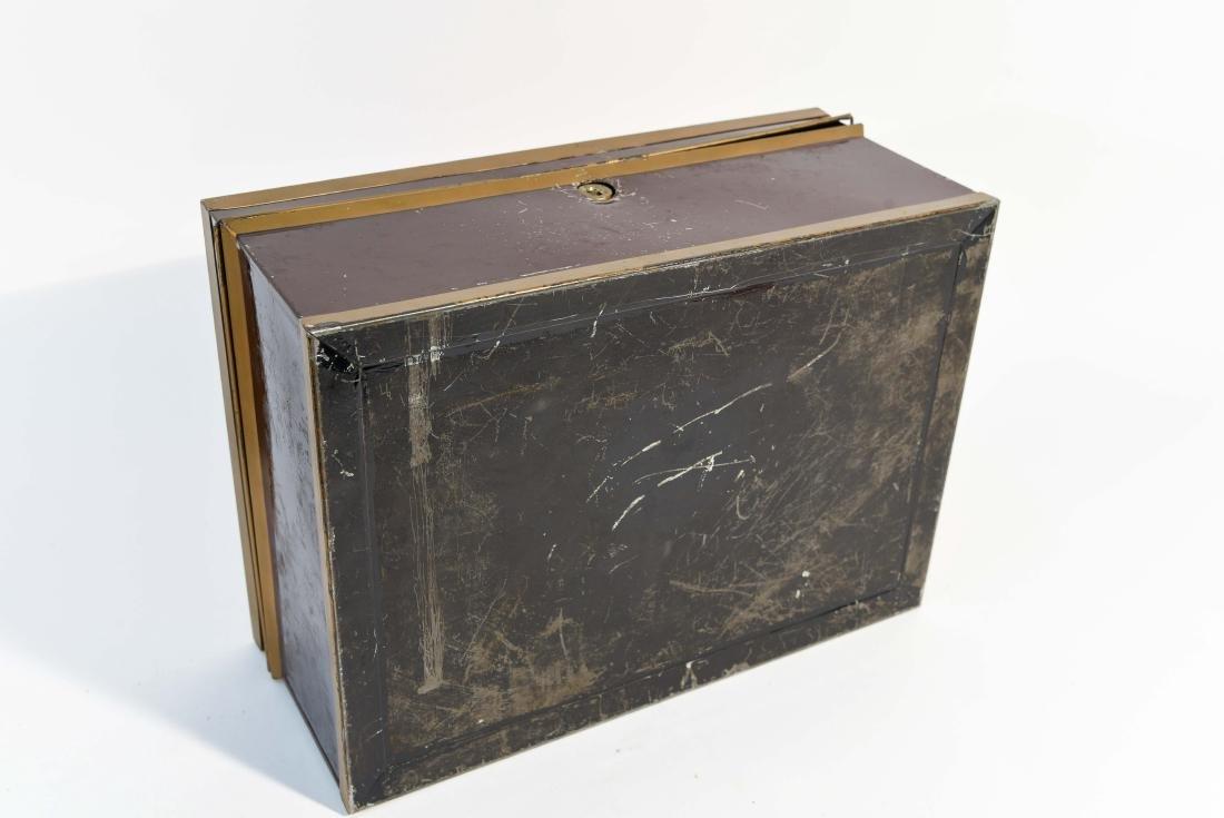 OLD LOCK BOX - 5