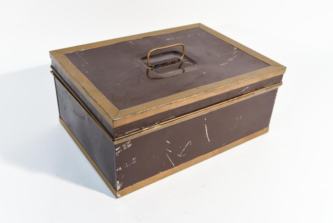 OLD LOCK BOX - 6