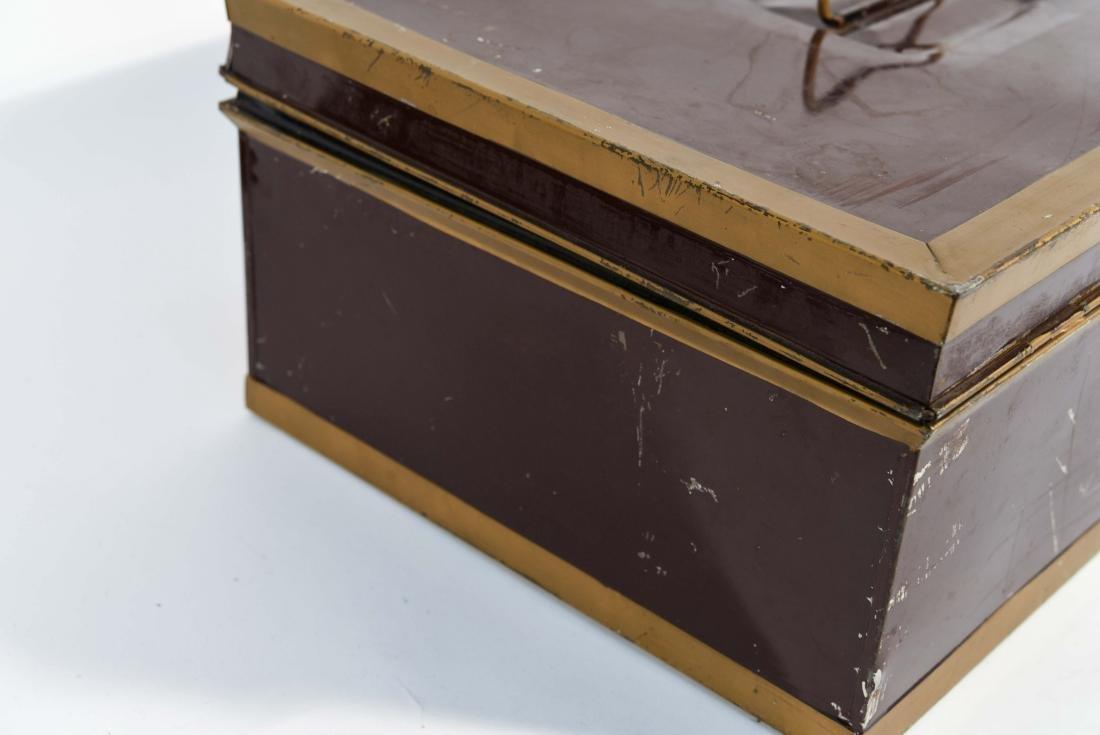 OLD LOCK BOX - 7