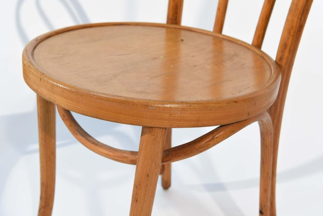 (2) THONET BENTWOOD CHAIRS - 10