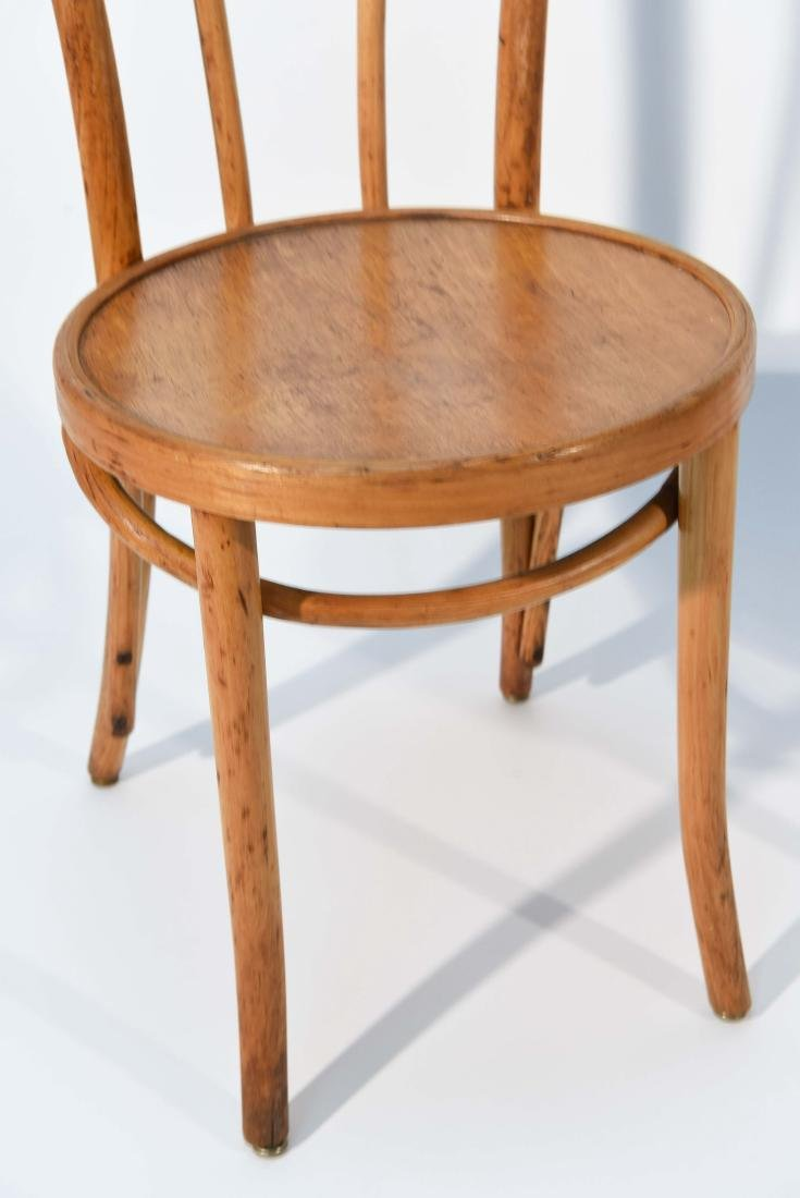 (2) THONET BENTWOOD CHAIRS - 2