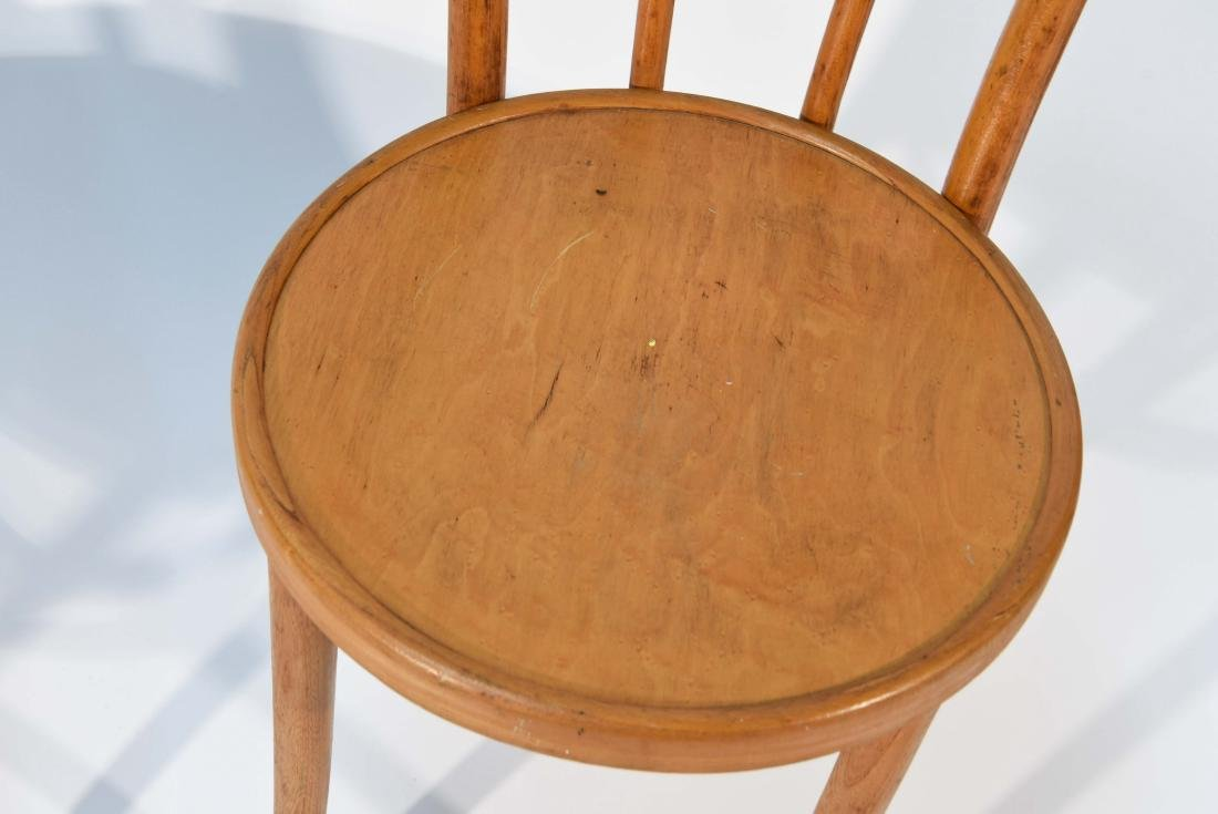 (2) THONET BENTWOOD CHAIRS - 4