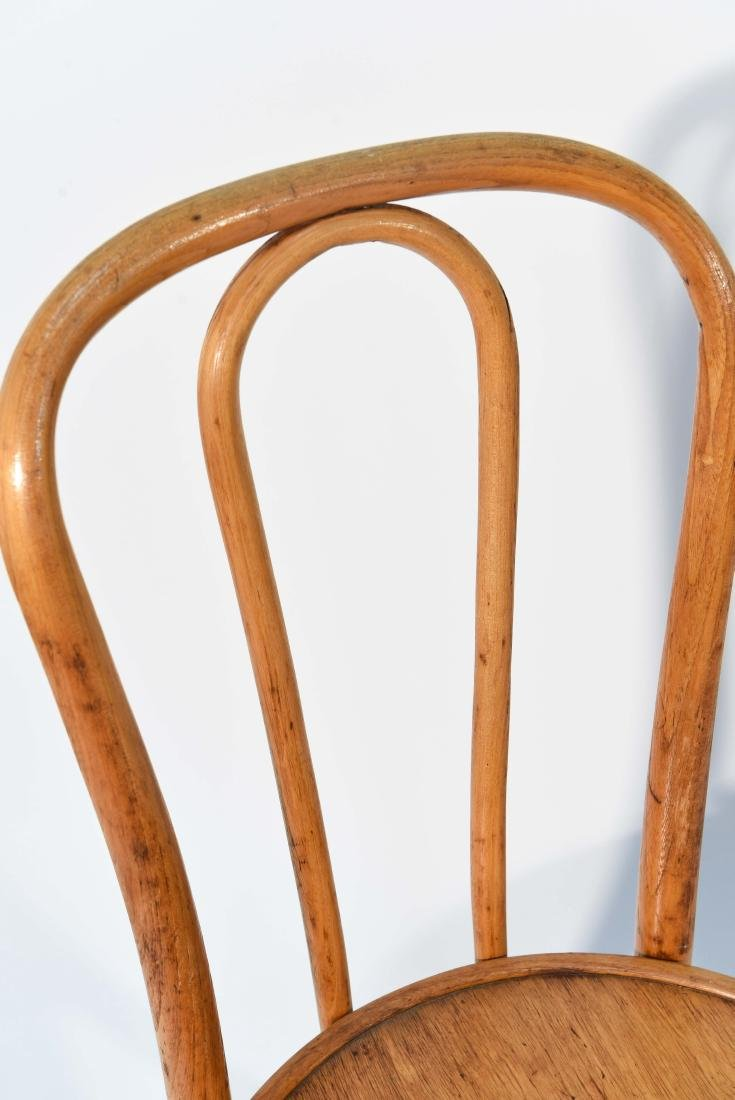 (2) THONET BENTWOOD CHAIRS - 5