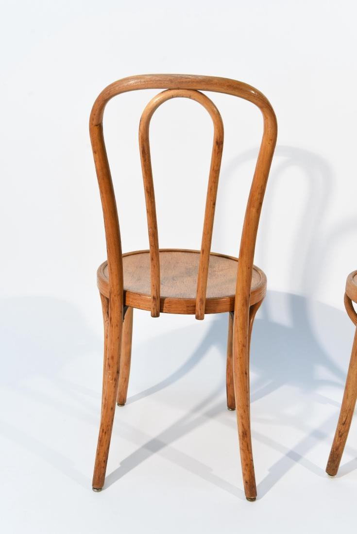 (2) THONET BENTWOOD CHAIRS - 6