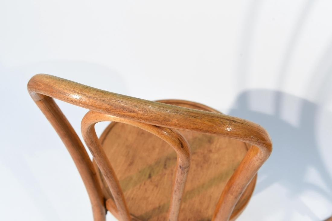 (2) THONET BENTWOOD CHAIRS - 7