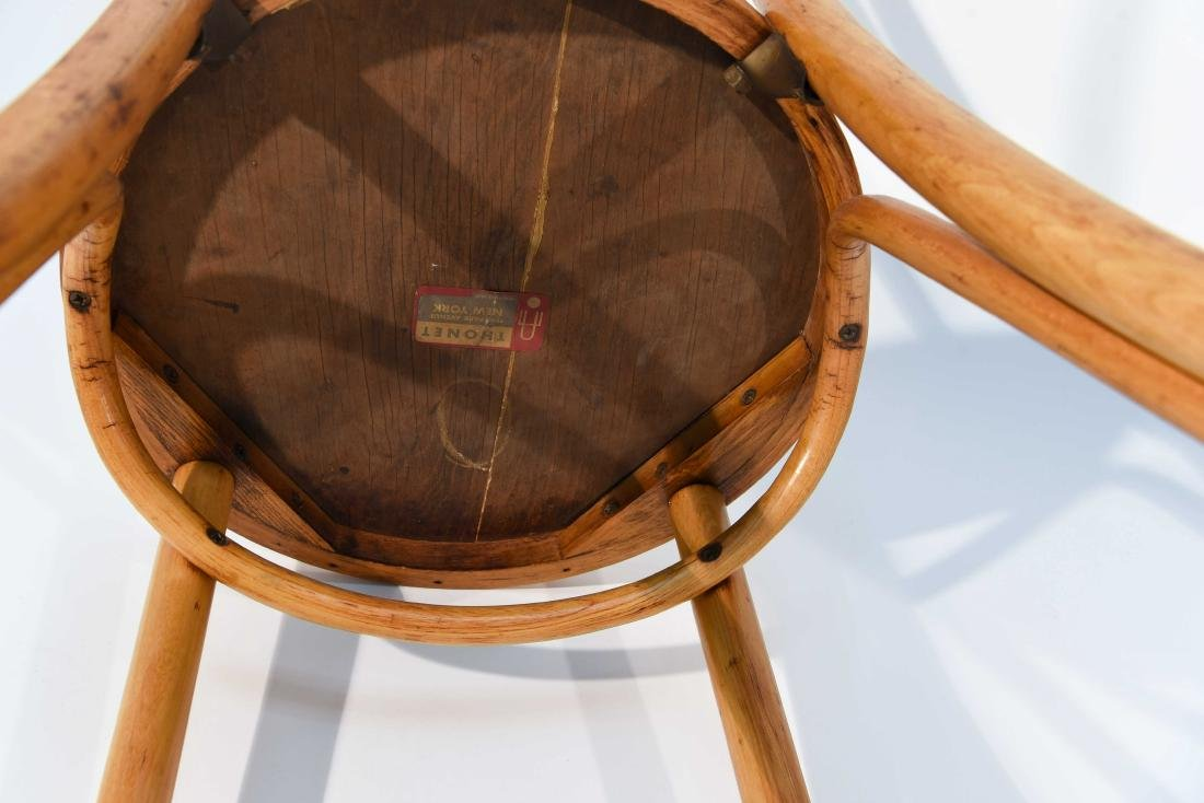 (2) THONET BENTWOOD CHAIRS - 9