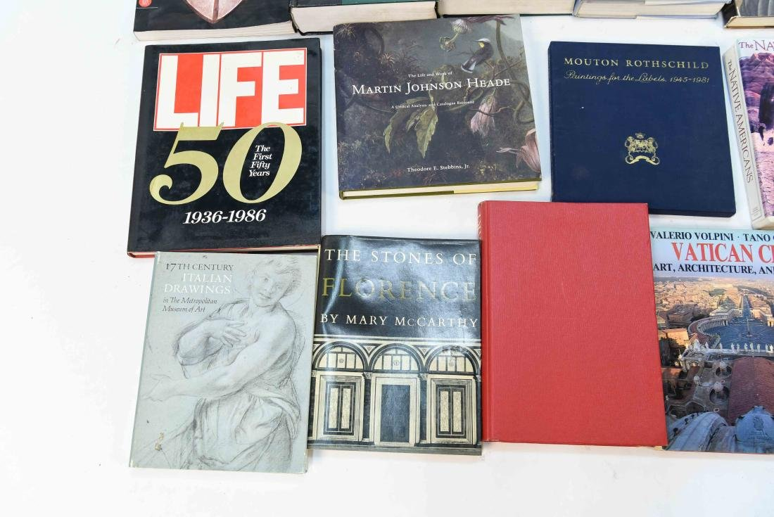 GROUPING OF CONTEMPORARY ART BOOKS - 2