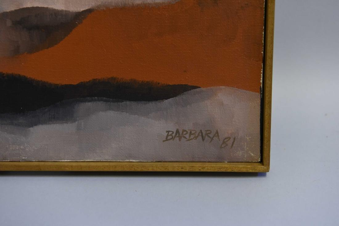 BARBARA SPANOUDIS (BRAZILIAN 1938-) - 4