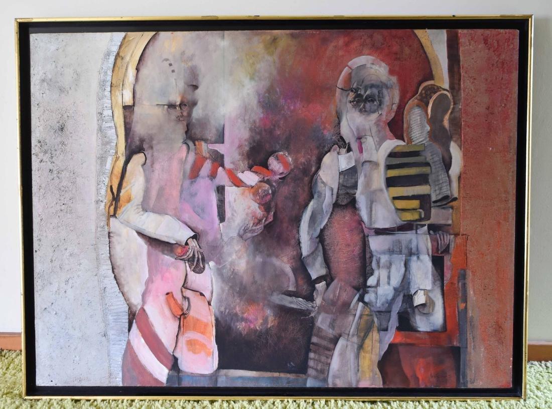 LUIS GRANDA (SPANISH 1941-)