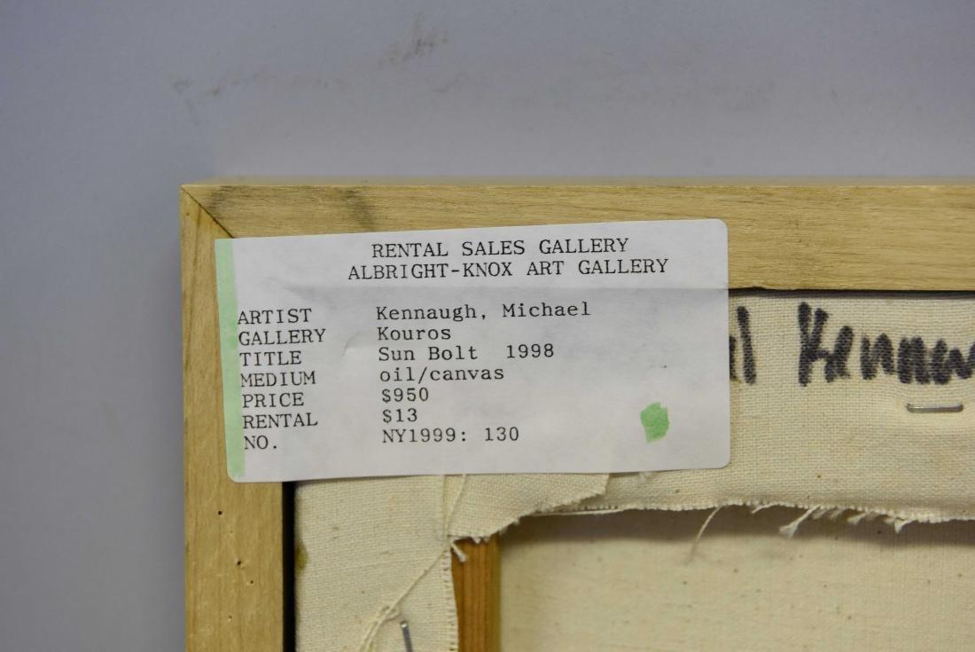 MICHAEL KENNAUGH (AMERICAN 1964-) - 8