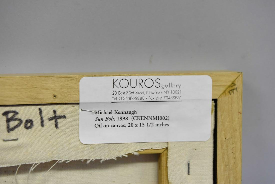 MICHAEL KENNAUGH (AMERICAN 1964-) - 9