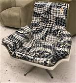 FUTORIAN MIDCENTURY LOUNGE CHAIR