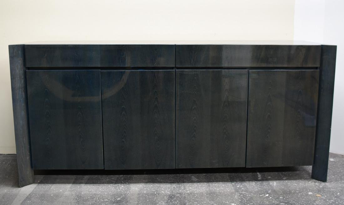 PACE COLLECTION BLUE ASH SIDEBOARD