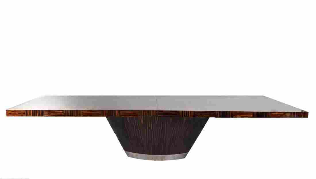 CARLO RAMPAZZI CUSTOM DINING TABLE