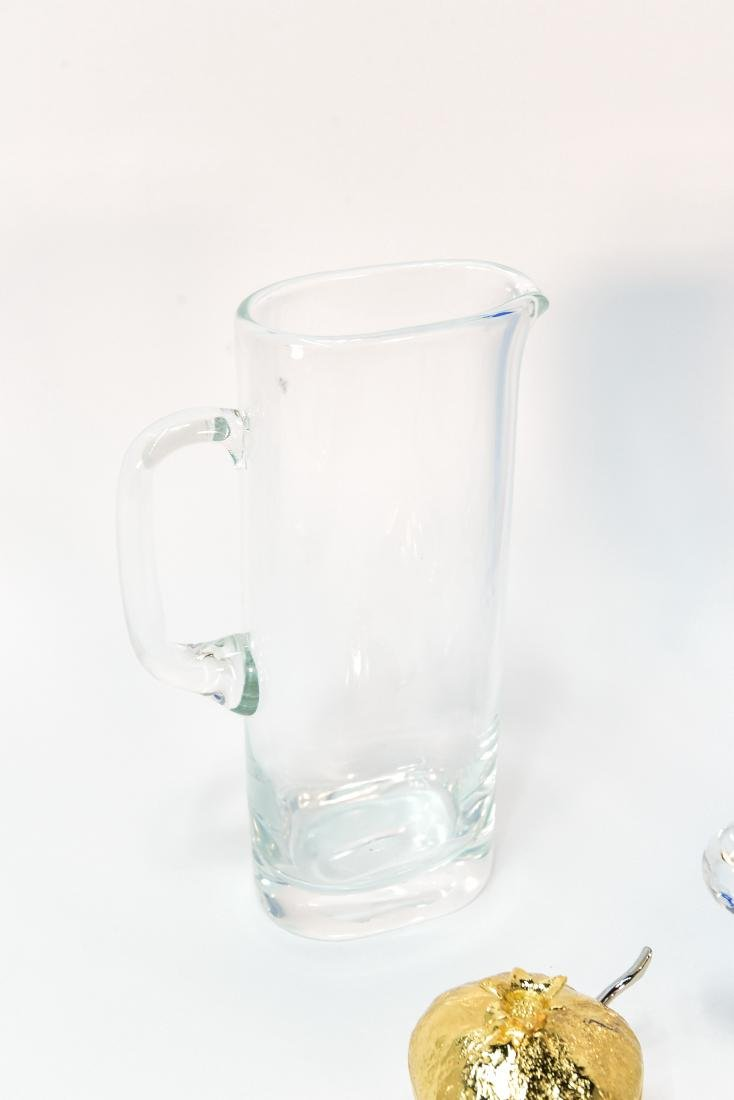 GROUPING OF CONTEMPORARY GLASSWARE ETC. - 6