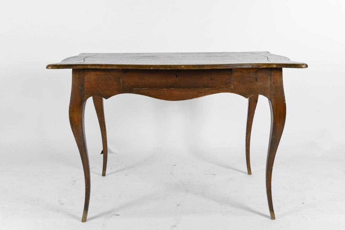 1800'S ROCOCO WOODEN TABLE