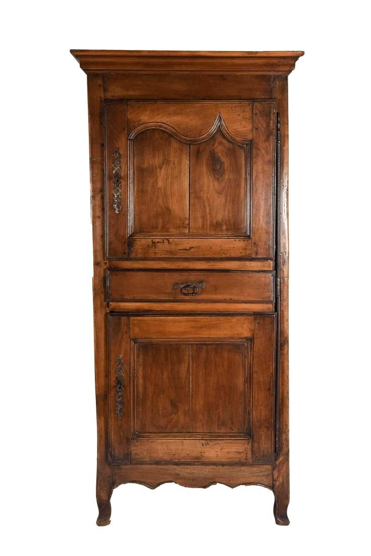 SMALL FRENCH ARMOIRE / CABINET
