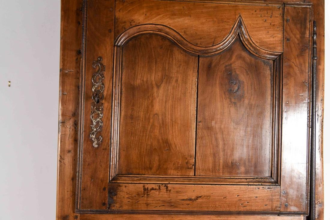 SMALL FRENCH ARMOIRE / CABINET - 2