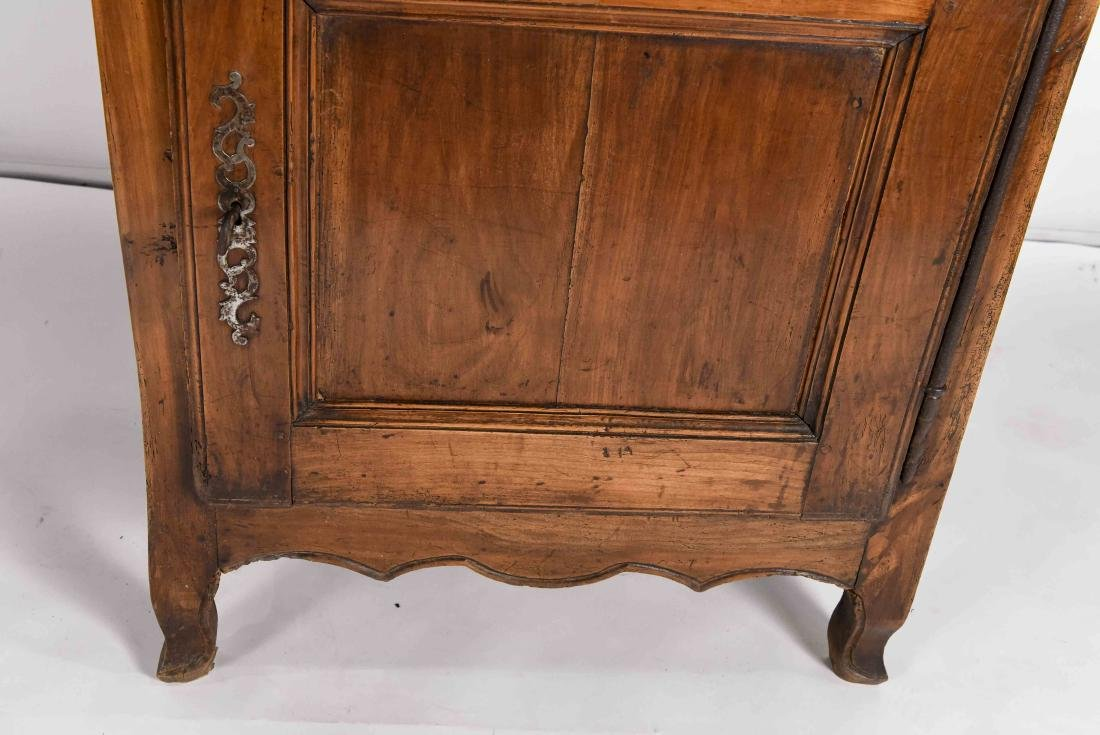 SMALL FRENCH ARMOIRE / CABINET - 4
