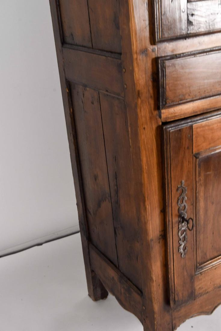 SMALL FRENCH ARMOIRE / CABINET - 5