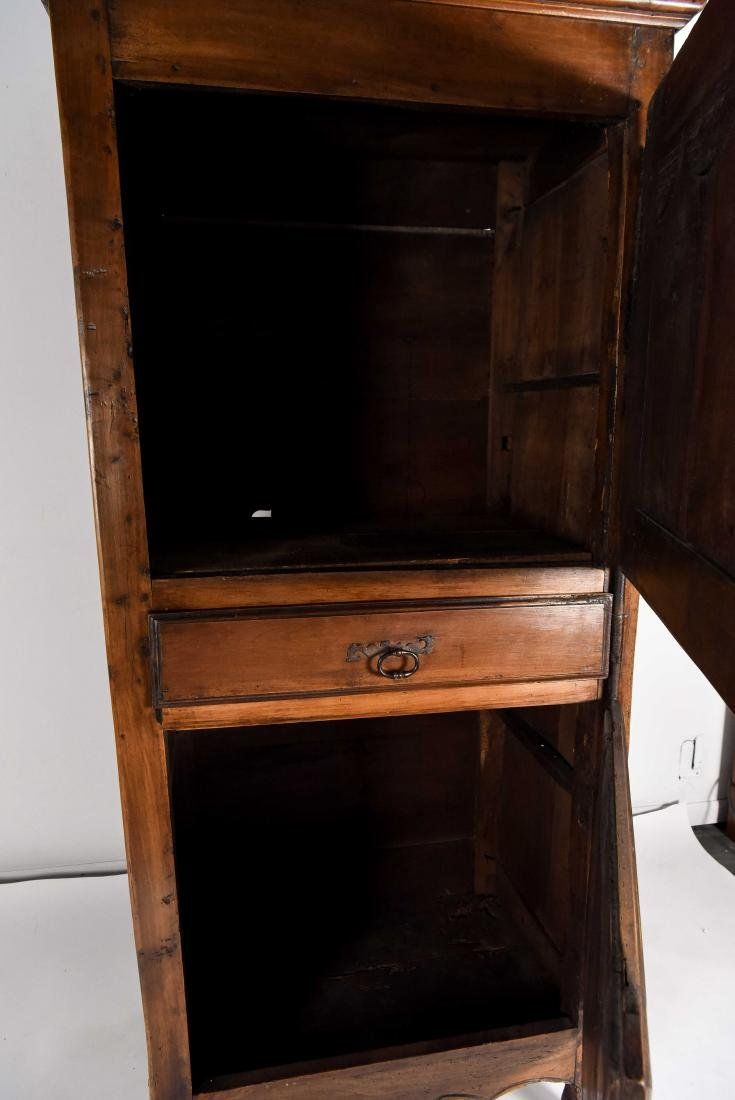 SMALL FRENCH ARMOIRE / CABINET - 8