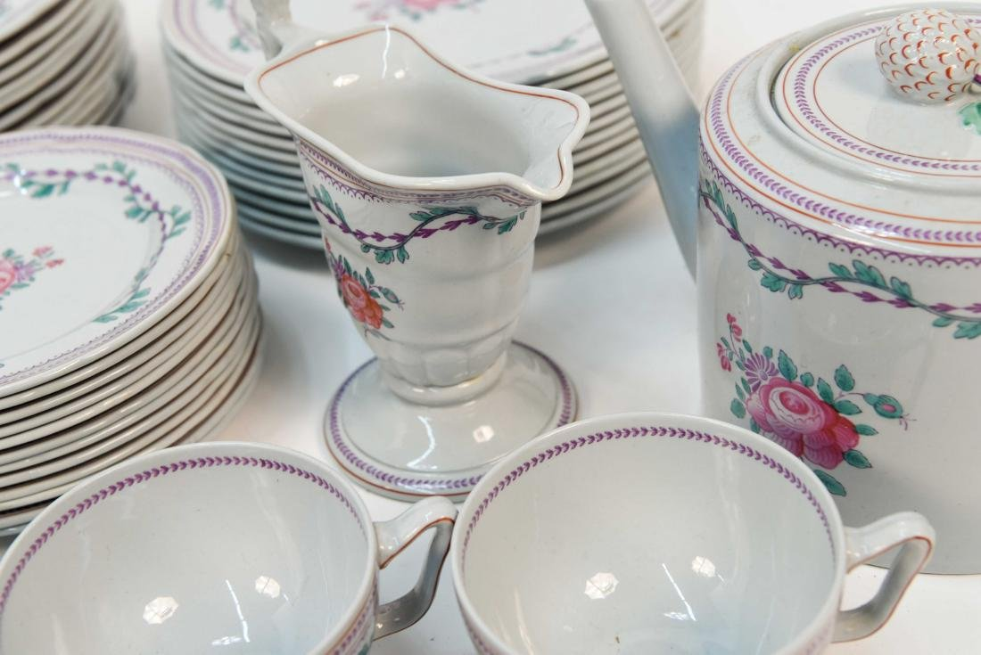 COPELAND SPODE FOR TIFFANY & CO DINING SERVICE - 10