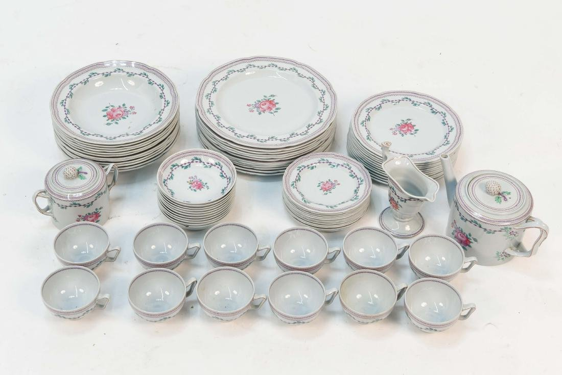 COPELAND SPODE FOR TIFFANY & CO DINING SERVICE
