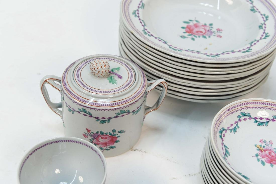 COPELAND SPODE FOR TIFFANY & CO DINING SERVICE - 4