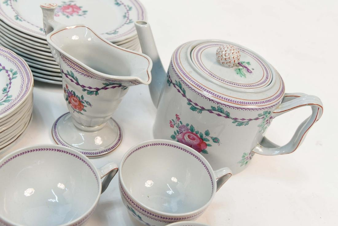 COPELAND SPODE FOR TIFFANY & CO DINING SERVICE - 5