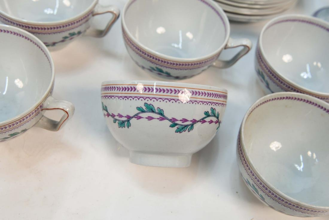 COPELAND SPODE FOR TIFFANY & CO DINING SERVICE - 6
