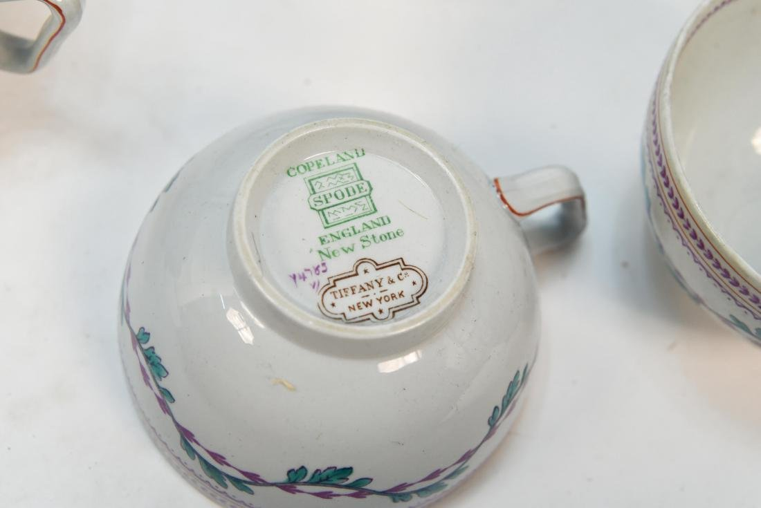 COPELAND SPODE FOR TIFFANY & CO DINING SERVICE - 7