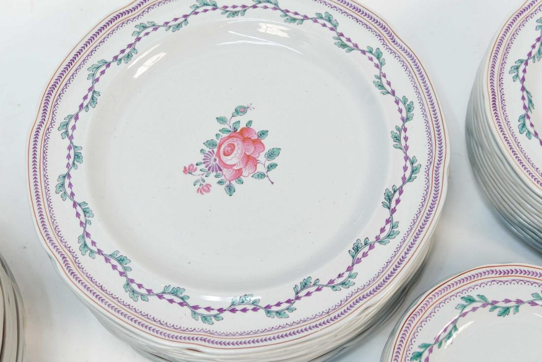 COPELAND SPODE FOR TIFFANY & CO DINING SERVICE - 8