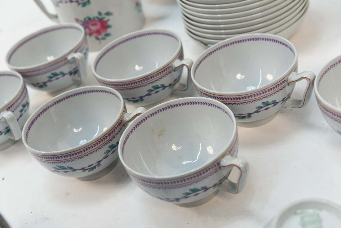 COPELAND SPODE FOR TIFFANY & CO DINING SERVICE - 9