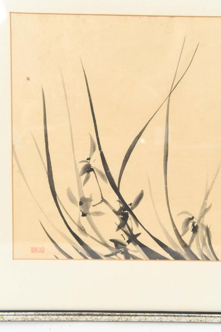 20TH CENTURY JAPANESE INK DRAWING - 2